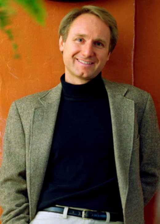 You only look good in Tweed and Turtleneck if you've sold 200 million books.