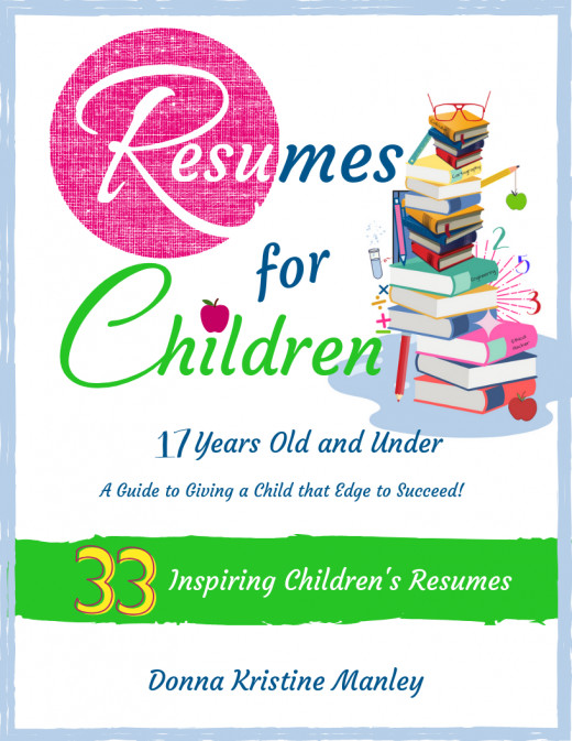 Resumes for Children - 17 Years Old and Under