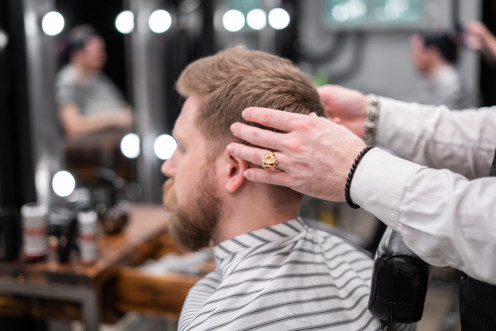 Modern-day barbers are now hairstylists for both women and men.