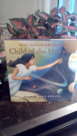 Connections to Our Universe Explored in This Gorgeous Picture Book