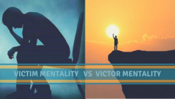 Finding Your Way: Real Life Coaching for Real People; Victim or Victor