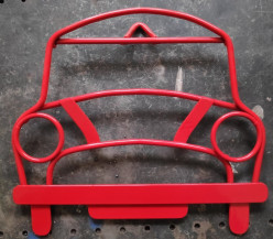 How We Make Our Classic Car Steel Wall Art
