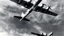 The Fire Bombing Raid Over Tokyo 10 April 1945;100,000 Dead