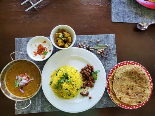 Indian Cuisine By Sameer