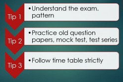 Ten Tips to Crack A Competitive Examination