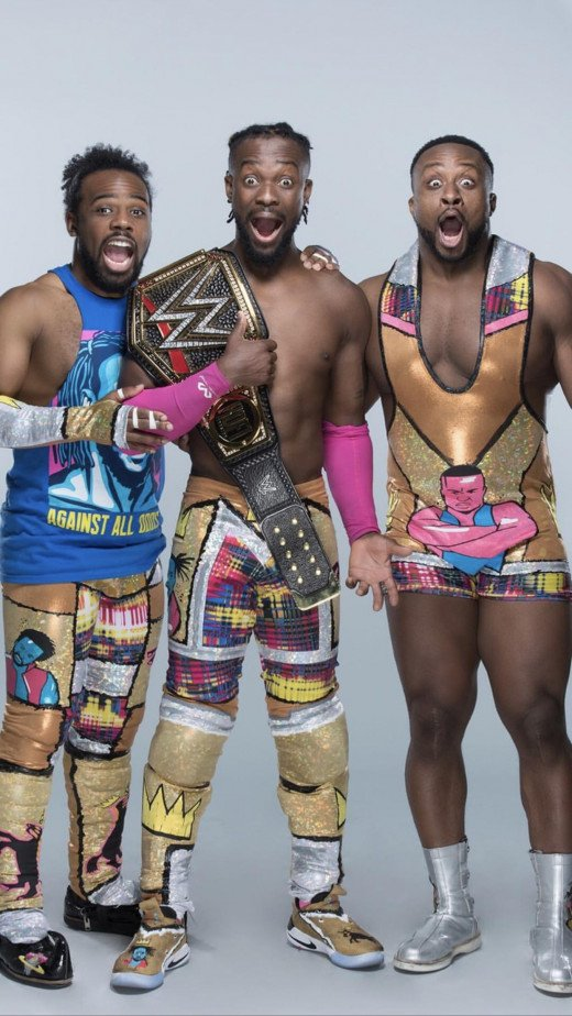 8. New Day – Who would have thought in this day and age a Gospel song would be perfect for a wrestling theme – The New Day wanted this to be their theme and they have made this theme absolutely fantastic.