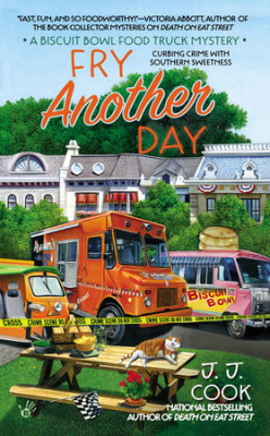 Book Review: Fry Another Day by J.J. Cook