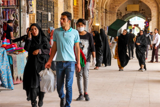 Iran's epidemic losses are estimated at 15% of GDP.