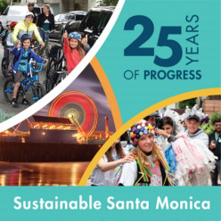 Urban Sustainability of Santa Monica, California
