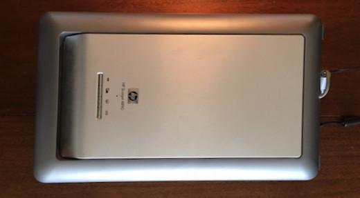 HP Scanjet 4890 Scanner -- Source: Author