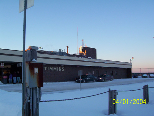Timmins Airport