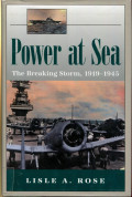 Power at Sea:The Breaking Storm, 1919 - 1945 Review - Better, but Still Flawed
