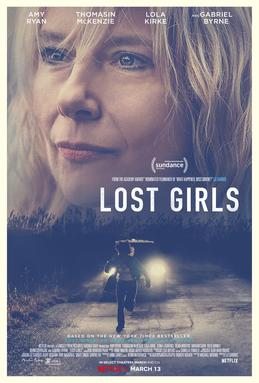 A poster for the new Netflix movie, Lost Girls.