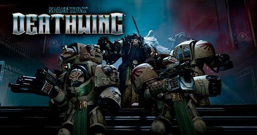 """Space Hulk: Deathwing"""