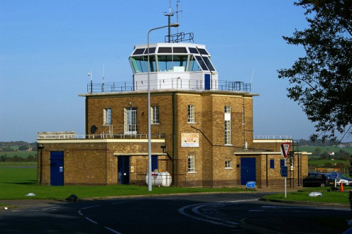North Weald Control Tower