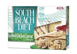 You can buy frozen meals specifically for the South Beach Diet