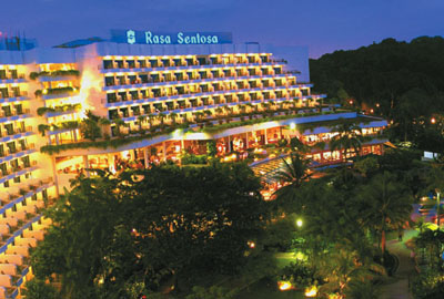 Rasa Sentosa Resort