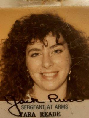 Tara Reade 1993
