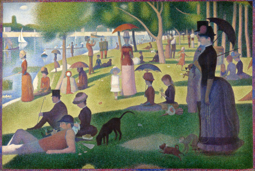 Sunday on La Grande Jatte by Georges Seurat