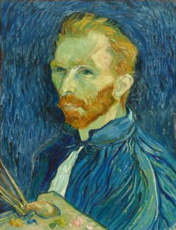 Portraits of Artists: Van Gogh, Homer, and Degas