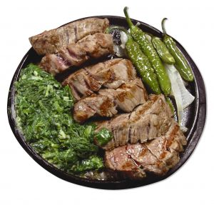 A typical Atkins Dinner. Image:newscientist.com