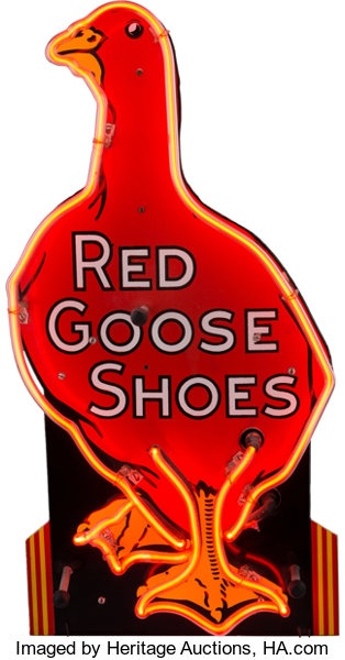 Red Goose Shoes