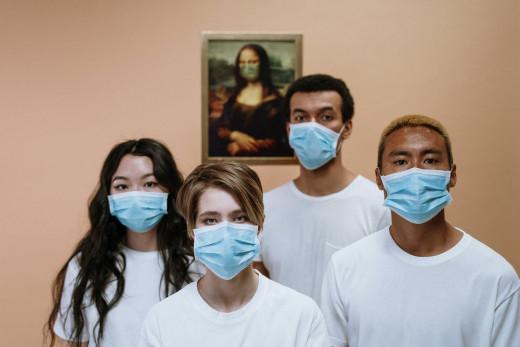 People Reacting to Pandemic