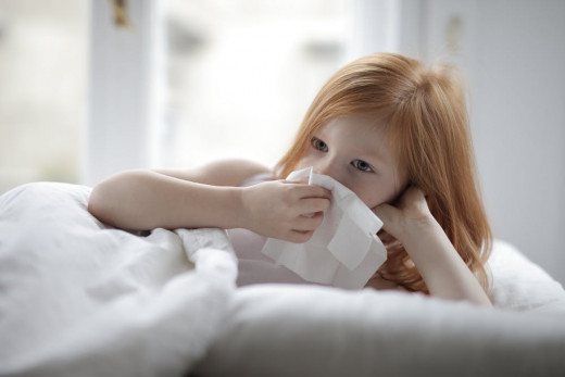 Sick With the Flu