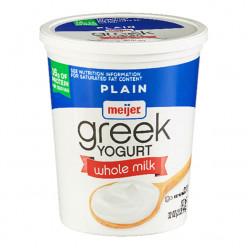 Plain Greek Yogurt Health Benefits