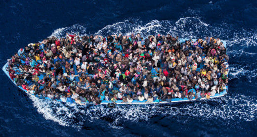 2015 image from the UN Refugee Agency