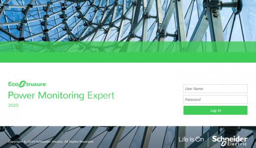 EcoStruxure Power Monitoring Expert