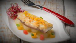 A Recipe for Mother's Day: Sea Bream With Citrus Fruits