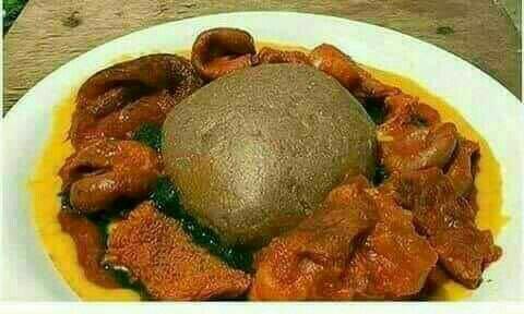 Yoruba Meal (Food)