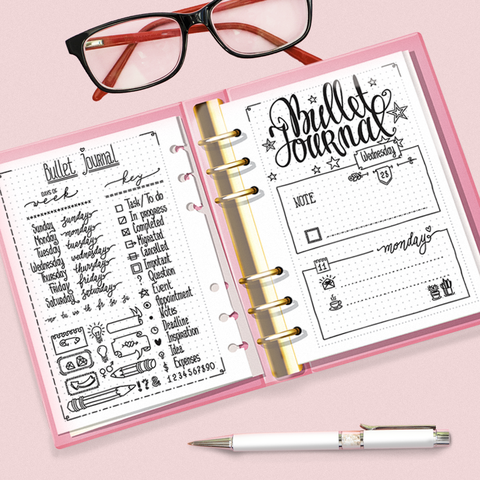 Bullet journals can change your life