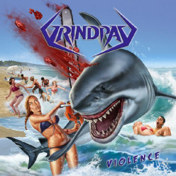 Review of the Album Violence by Dutch Thrash Metal Band Grindpad