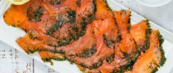 Gravlax, the Scandinavian Delicacy Made From Salmon