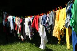 Simplified Closet Decluttering