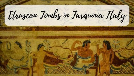 Etruscan Tomb Decoration