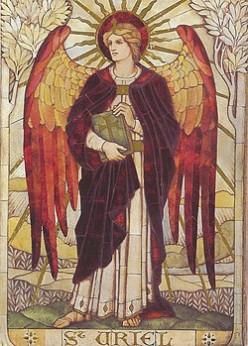Archangel Uriel Light Of Wisdom