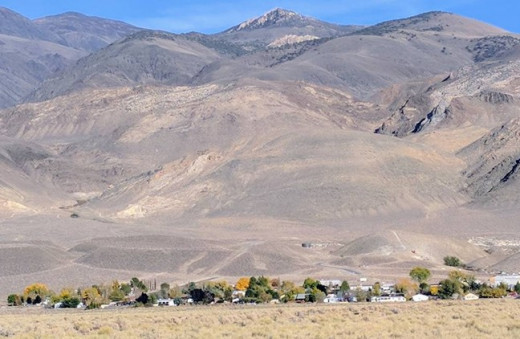 Chalfant Valley is a small rural community that sits east of the Sierra Nevada and Nevada in eastern California.