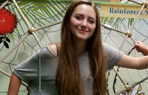 Karlie Guse had been suspended from school for smoking marijuana and had to attend counseling.