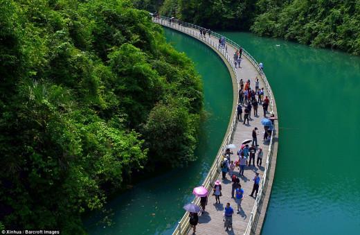 Hubei Province Bridge