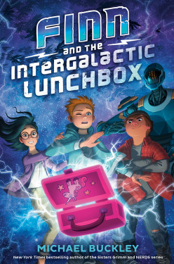 Sci-Fi Adventure Into the Galaxy With a Special Lunchbox in This New Read from Best-Selling Author Michael Bentley