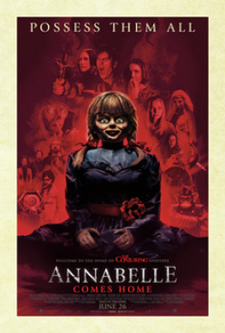Annabelle Comes Home My Review