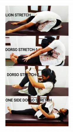 Tips to Prevent Low Back Pain during Lockdown