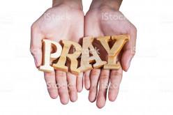 Prayer XVIII