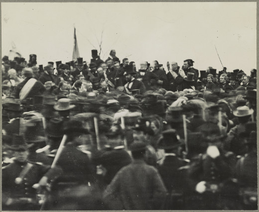 Lincoln at Gettysburg: this book shows that the ideals he preached there were far from empty.