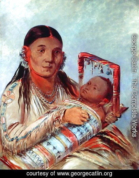 Sioux Mother
