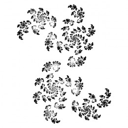 Revised Julia Set Formula ~ The Julia set is a fractal. It was first created by the French mathematician Gaston Julia.