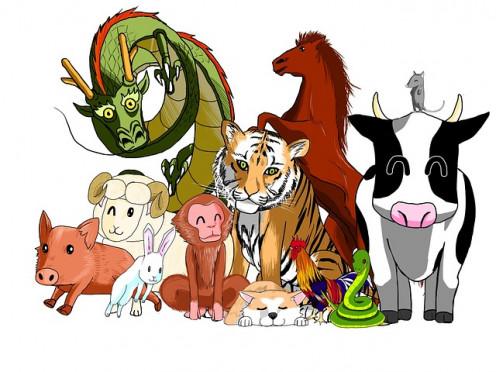 Chinese Animal Zodiac Signs
